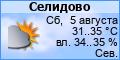 Погода в Селидово