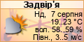weather.in.ua -  ������ � �����  - ������� ������ � ����� �� 3 �� 5 ���