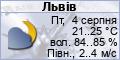 Погода в Україні–
