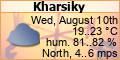 weather.in.ua -  weather forecast in Ukraine  - 3 and 5 days weather forecast in Ukraine