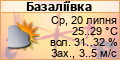 weather.in.ua -  погода в Україні  - прогноз погоди в Україні на 3 та 5 днів